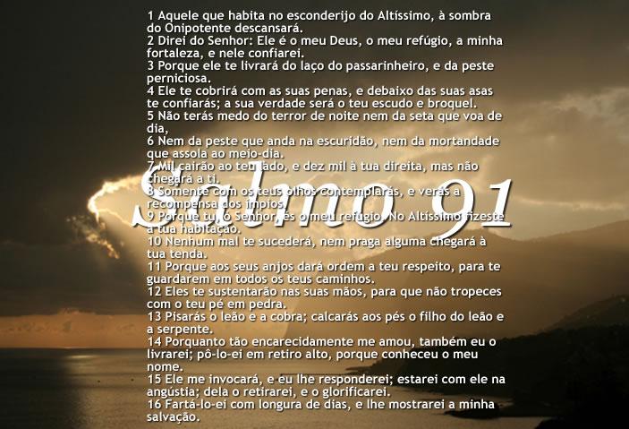Salmo 91 Poderosa Oracion   Reflexiones.Cristianas.Com