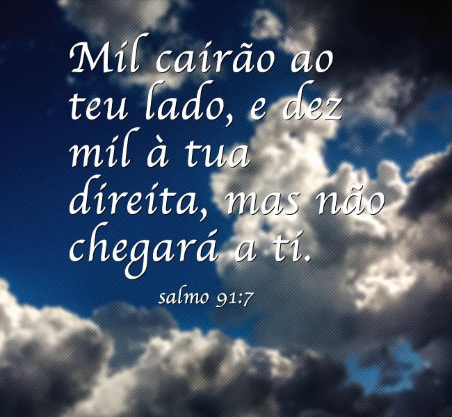 Salmo Nuvens Cheias