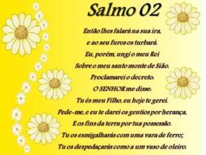 Salmo 2 completo para ler no facebook