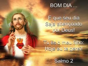 Mensagem de Bom dia do Salmo 2